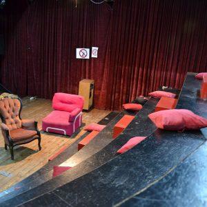 HoffART-Theater - Der Saal